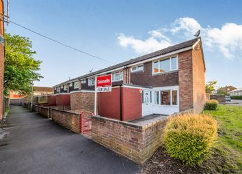 Thumbnail 3 bedroom end terrace house for sale in Poulton Place, Blackbird Leys, Oxford