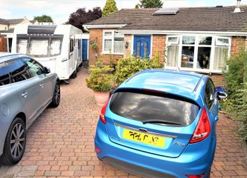 Thumbnail 2 bed detached bungalow for sale in Walnut Close, Markfield