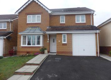 Thumbnail 4 bed detached house for sale in Clos Bryn Haul, Llwynhendy, Llanelli