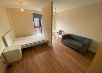 Thumbnail 1 bed flat to rent in Wolstenholme Square, City Centre, Liverpool