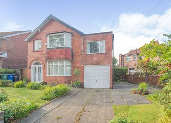 Thumbnail 3 bed detached house for sale in Tamworth Avenue, Whitefield, Manchester, Greater Manchester
