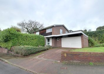 Thumbnail 4 bedroom detached house for sale in Eversley Mount, Winchmore Hill