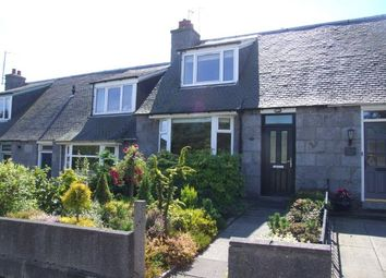 Thumbnail 2 bed terraced house to rent in Allenvale Road, Aberdeen