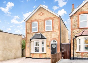 Thumbnail 3 bed detached house for sale in Tankerton Road, Tolworth, Surbiton
