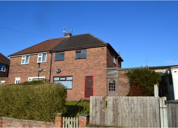 Thumbnail 2 bed semi-detached house for sale in Carr Avenue, Prestwich