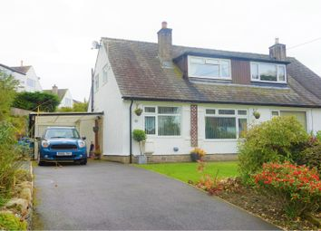 Thumbnail 2 bed semi-detached bungalow for sale in Meadow Road, Windermere