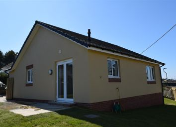 Thumbnail 2 bed detached bungalow for sale in Kingsway, South Molton