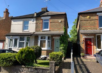 Thumbnail 2 bed semi-detached house to rent in Nursery Road, Southgate