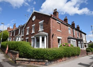 Thumbnail 4 bed end terrace house for sale in Banks Avenue, Pontefract