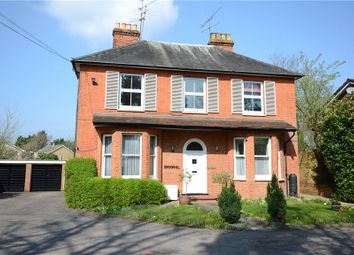Thumbnail 3 bed flat for sale in Finchampstead Road, Wokingham, Berkshire