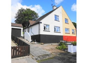 Thumbnail 3 bed semi-detached house for sale in Lakeview Rise, Enniskillen