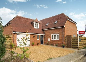 Thumbnail 5 bed detached bungalow for sale in Beech Close, Penton Harroway, Andover
