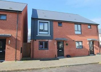 Thumbnail 2 bed semi-detached house for sale in 30 Milbury Farm Meadow, Exminster, Exeter