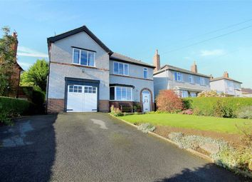 Thumbnail 4 bed detached house for sale in Fron Park Road, Holywell, Flintshire
