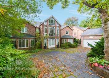 Thumbnail 4 bed detached house for sale in Chatsworth Road, Worsley, Manchester