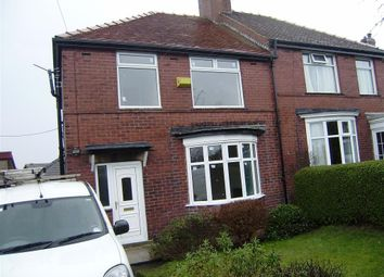 Thumbnail 3 bed semi-detached house to rent in Long Lane, Worrall, Sheffield