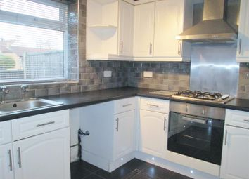 Thumbnail 2 bed flat for sale in Cornwall Road, Shireoaks, Worksop