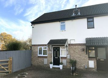 Thumbnail 2 bed end terrace house for sale in Wagtail Close, Covingham, Swindon