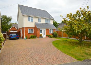 Thumbnail 5 bed detached house for sale in Forge Crescent, Bradwell, Braintree
