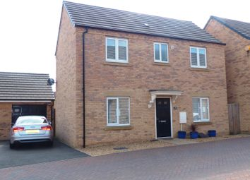 Thumbnail 3 bedroom detached house for sale in Roma Road, Peterborough