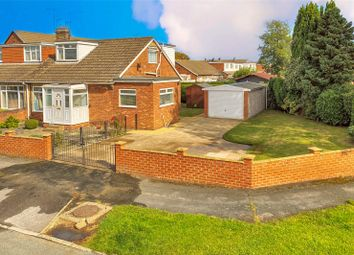 Thumbnail 3 bed bungalow for sale in Ingram Avenue, Bilton, Hull