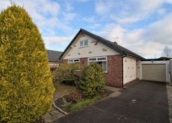 Thumbnail 2 bed bungalow to rent in Meadow Avenue, Goostrey, Crewe