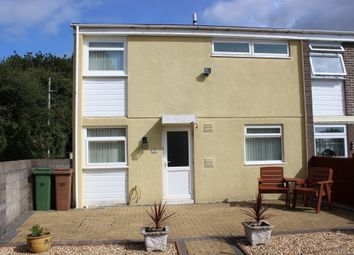 Thumbnail 3 bed end terrace house for sale in Thackeray Gardens, Plymouth