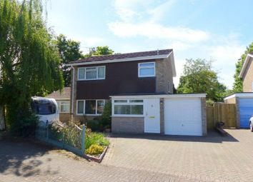 Thumbnail 3 bed detached house for sale in Marigold Close, Basingstoke