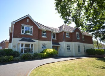 Thumbnail 2 bed flat for sale in Westheath Road, Broadstone