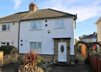Thumbnail 3 bed semi-detached house for sale in Meadow View, Uxbridge