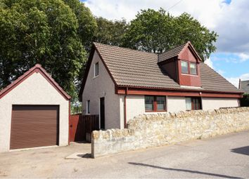 Thumbnail 3 bed detached house for sale in School Brae, Elgin