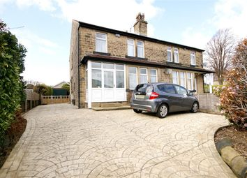 Thumbnail 3 bedroom semi-detached house for sale in Thornhill Road, Huddersfield