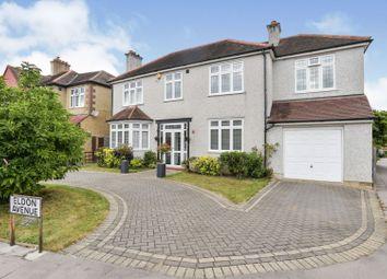 Thumbnail 4 bed detached house for sale in Eldon Avenue, Croydon
