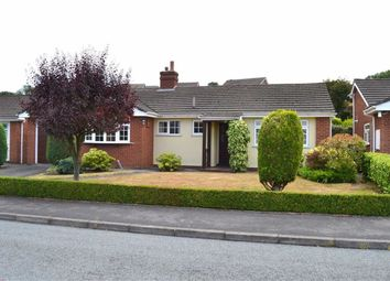 Thumbnail 2 bed detached bungalow for sale in Deebank Avenue, Leek