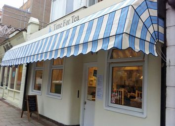 Thumbnail Restaurant/cafe for sale in 5 Station Parade, Wanstead