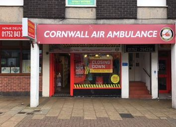 Thumbnail Retail premises to let in Cornwall Air Ambulance, 16 Fore Street, Saltash, Cornwall