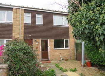 Thumbnail 2 bed terraced house for sale in Gainsborough Close, Salisbury