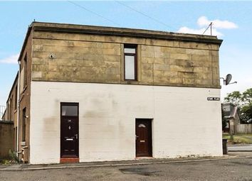 Thumbnail 1 bed flat for sale in Main Street, Shotts