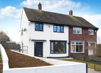 Thumbnail 3 bed semi-detached house for sale in Lidgett Lane, Roundhay, Leeds