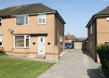 Thumbnail 2 bedroom semi-detached house for sale in Grasmere Close, Chesterfield