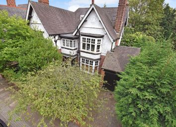 Thumbnail 4 bedroom detached house for sale in Holmfield Road, Stoneygate, Leicester