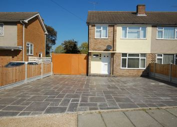 Thumbnail 3 bed semi-detached house to rent in Malting Lane, Orsett, Grays