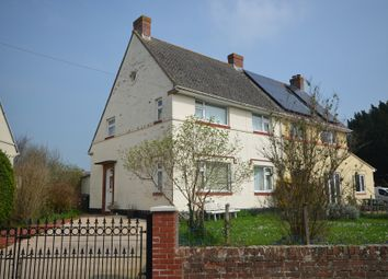 Thumbnail 3 bedroom semi-detached house for sale in Sunhill Avenue, Topsham, Near Exeter