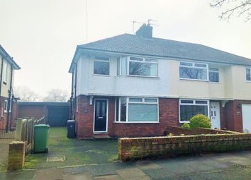 Thumbnail 3 bed semi-detached house to rent in Borrowdale Road, Carlisle, Cumbria