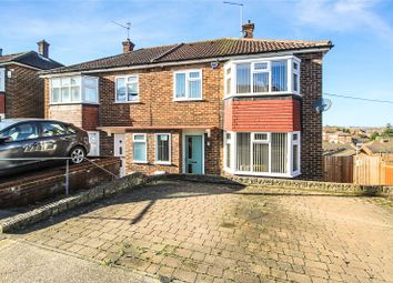 Mooring Road, Rochester, Kent ME1. 3 bed semi-detached house for sale