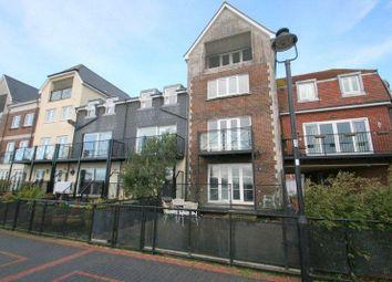 Thumbnail 5 bed town house to rent in Netley Court, Surrey Street, Littlehampton