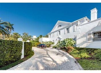 Thumbnail 7 bed property for sale in 6645 Pinetree Ln, Miami Beach, Fl, 33141