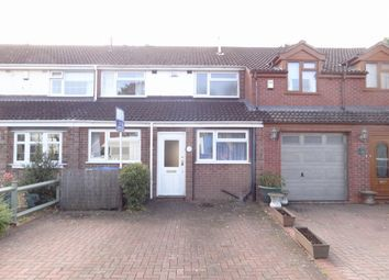 Thumbnail 3 bed terraced house to rent in Court Leet, Binley Woods, Coventry