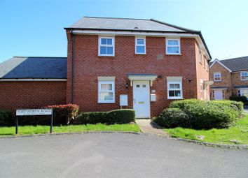 Thumbnail 2 bedroom maisonette for sale in Stackpole Crescent, Redhouse, Swindon
