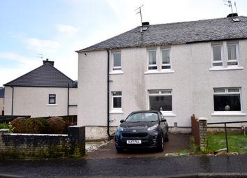 Thumbnail 2 bed flat for sale in Hibernia Street, Greenock